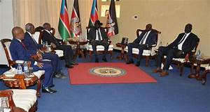 Senior Eritrean Delegation Visits South Sudan - Madote
