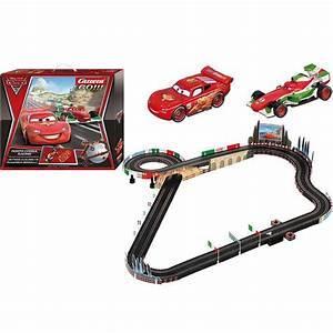 Voiture Pour Circuit Carrera Go : carrera toys go 62238 circuit de voitures cars 2 porto corsa racing comparer avec ~ Voncanada.com Idées de Décoration