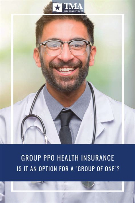 """Preferred provider organizations (ppos) and. Group PPO health insurance - is it an option for a """"Group of One""""? 