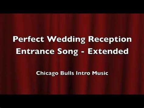 wedding reception entrance song pittsburgh wedding dj