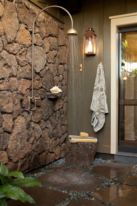 15 outdoor showers that will totally make you want to rinse in the sun photos huffpost