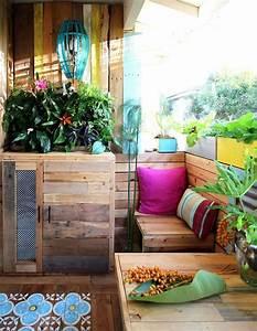 Deko Für Terrasse : die 60 besten diy dekorationen f r ihre terrassen balkon loggia patio pinterest diy ~ Orissabook.com Haus und Dekorationen