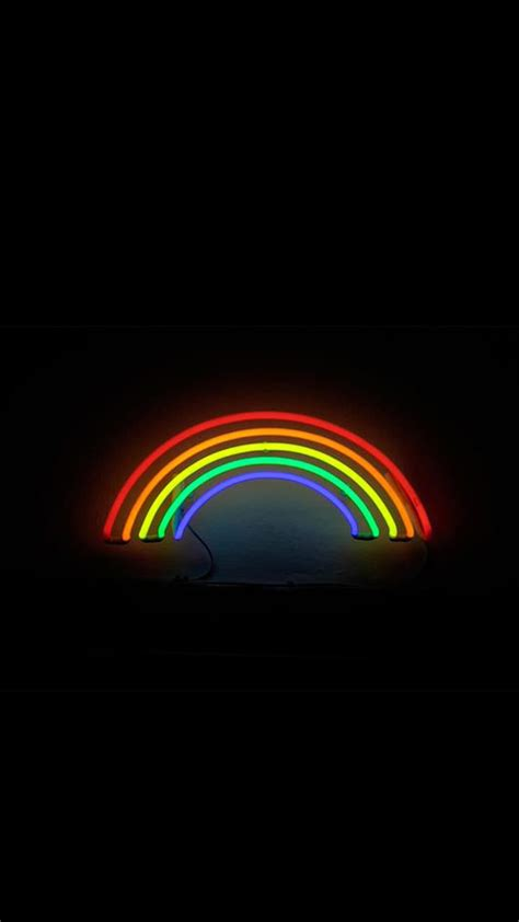 aesthetic pictures rainbow