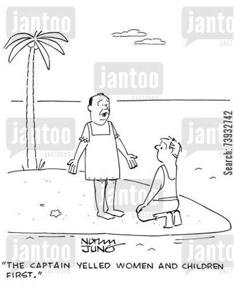 Cartoon Lifeboats by Lifeboats Cartoons Humor From Jantoo Cartoons