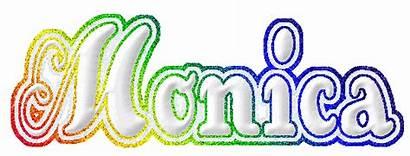 Monica Animated Graphics Names Animation Picgifs Happy