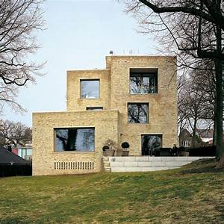david chipperfield, Private House Blankenese, Hamburg ...