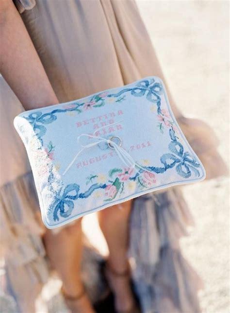 rustic wedding handmade wedding ring pillow 894228 weddbook