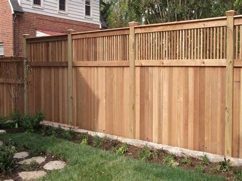 wood fencing ideas for privacy privacy fence ideas home interior design
