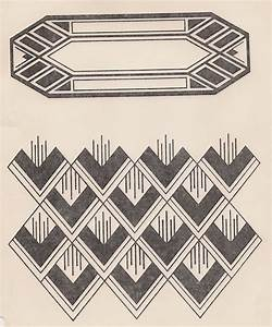 Motif Art Deco : art deco design design motifs patterns pinterest ~ Melissatoandfro.com Idées de Décoration