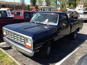 Buy Used 1982 Dodge Ram D100 Short Bed 440 Mopar Big Block  Look  Fast   Wedge Motor  In