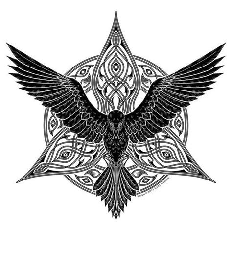 raven tattoo google search tattoo thoughts raven