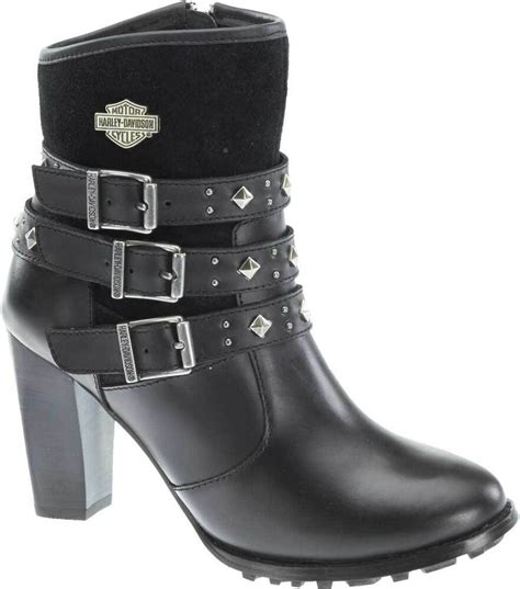Harley Davidson Women Abbey Inch Fashion Heel