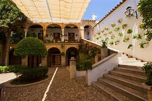 Andalusian, Courtyards, -, History, And, Beauty