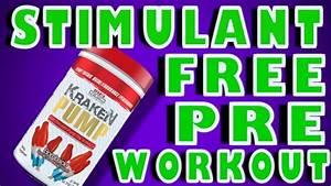 Stimulant Free Pre Workout