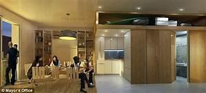 250 Sq Ft Studio Apartment Design New York Reveals Plans For More Micro Apartments Averaging