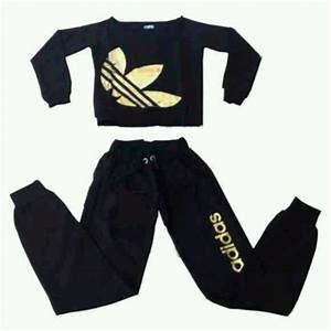 jumpsuit black and gold adidas track suit jacket With robe sweat adidas