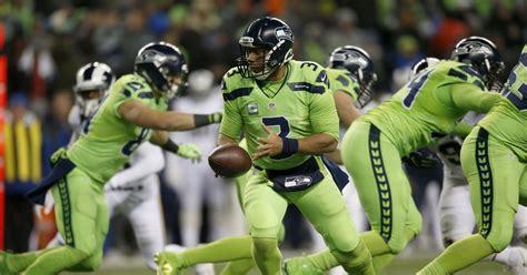 seahawks bringing  action green jerseys  monday