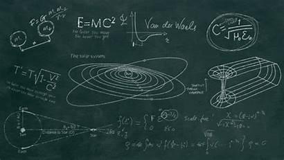 Chalkboard Science Equations Math Carnegie Mellon Instructive