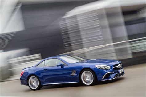 Next Mercedes Benz Sl Could Have Four Seats