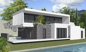 maison camille une maison moderne concue par l With surface d une maison 7 maison bois plain pied type loft nos maisons ossatures