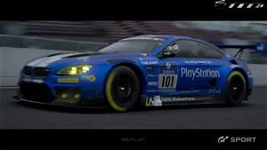 Bmw M6 Sport : gran turismo sports bmw m6 gt3 nurburgring gameplay youtube ~ Medecine-chirurgie-esthetiques.com Avis de Voitures
