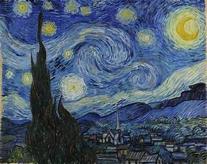 The Starry Night, 1889 - Vincent van Gogh - WikiArt org
