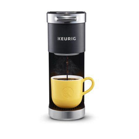 June 16, 2020june 15, 2020 by martha purdue. Keurig K-Mini Plus Single Serve, K-Cup Pod Coffee Maker, Black Image 1 of 15 (With images ...