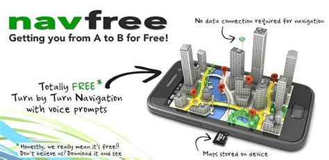 free gps app for android navfree best android offline navigation maps apps