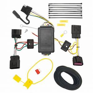 Trailer Wiring Harness Kit For 2011 Chrysler 200 Dodge