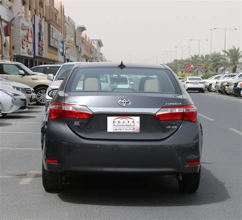 Check spelling or type a new query. USED Toyota - Corolla XLI 1.6 L - Elite Motors Qatar