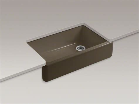kohler whitehaven farmhouse sink accessories kohler whitehaven k 6489 majestic kitchen bath