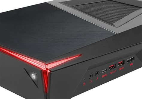 msi launches powerful small form factor pc  vr gaming techspot