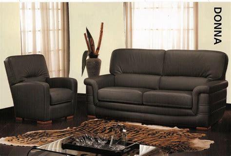 canapé et fauteuil achat canapé et fauteuil donna pas cher meublespace