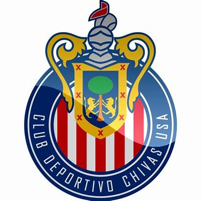 Chivas Usa Clipart Logos Club Downloads Footb