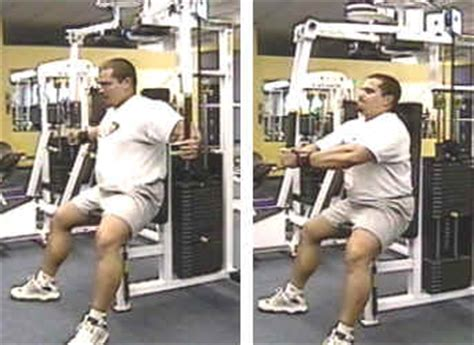 Pec Deck Exercise Without Machine by Chest Work Out Routine Chest Building Exercises