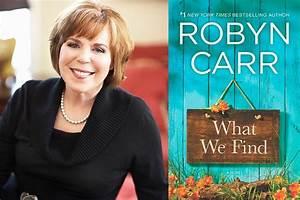 Romance Café with ROBYN CARR | Copperfield's Books Inc.