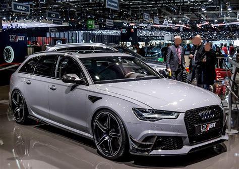 Audi A6 Avant Abt Tuning by Abt Audi A6 Avant Gesehen Auf Dem Autosalon Genf 2016