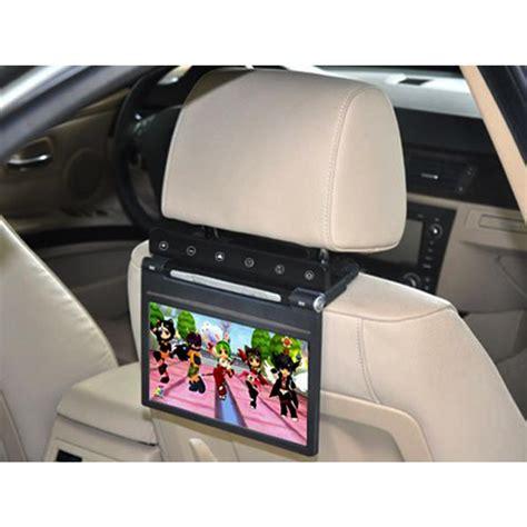 dvd player auto test 2019 9 inch headrest car dvd player monitor mp5 720p