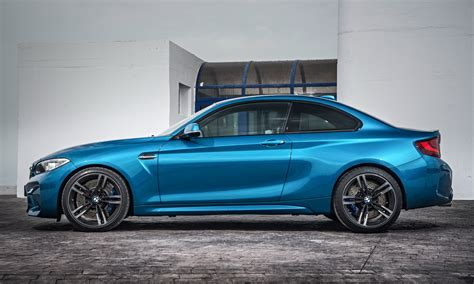 bmw m2 bmw 1 m coupe visual comparison and poll