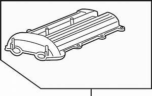 Chevrolet Cruze Engine Valve Cover