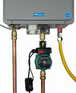 Circulation Pump  Tankless Water Heater Circulation Pump