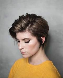 Layered Short H... Short Hairstyles 2019