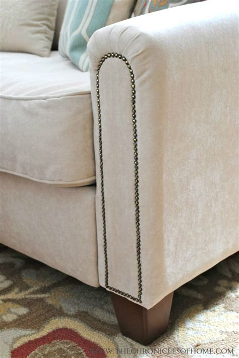 How To Reupholster A Reclining Sofa by Diy Sofa Reupholstery Getting Crafty Diy Sofa