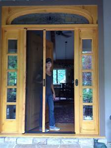 Clear View Retractable Screens Are Great For Front