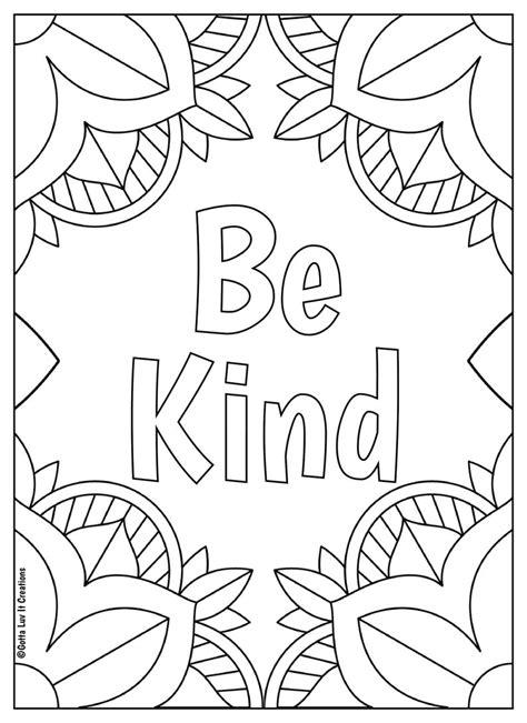 mandala motivational coloring pages etsy