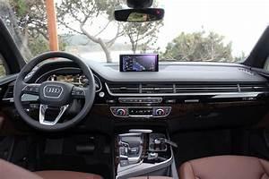 Audi Q7 Interieur : 2017 audi q7 first drive review digital trends ~ Nature-et-papiers.com Idées de Décoration