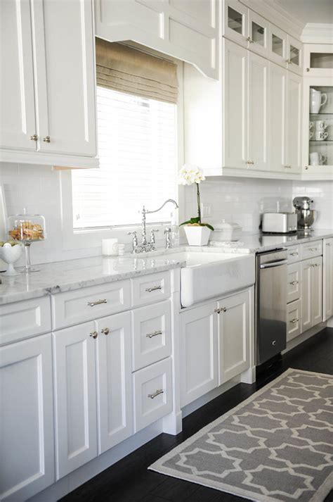 kitchen design ideas with white cabinets 53 best white kitchen designs decoholic 9333