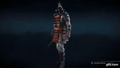 Honor Orochi Armor Gear Sets Heroic Gifs