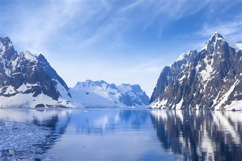 warmer oceans driving antarctic peninsula glacier melt