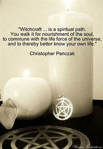 Wiccan Love Quo... Pagan Wiccan Quotes